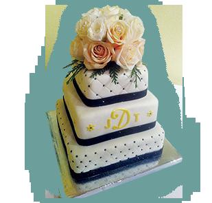 Wedding Cakes Fredericton
